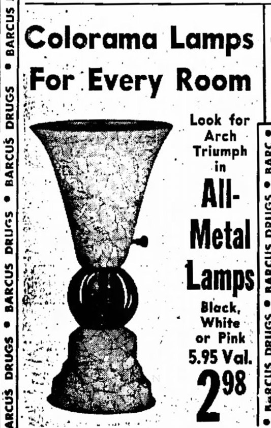 Colorama Lamp 2