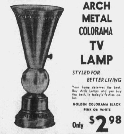 Colorama Lamp 3