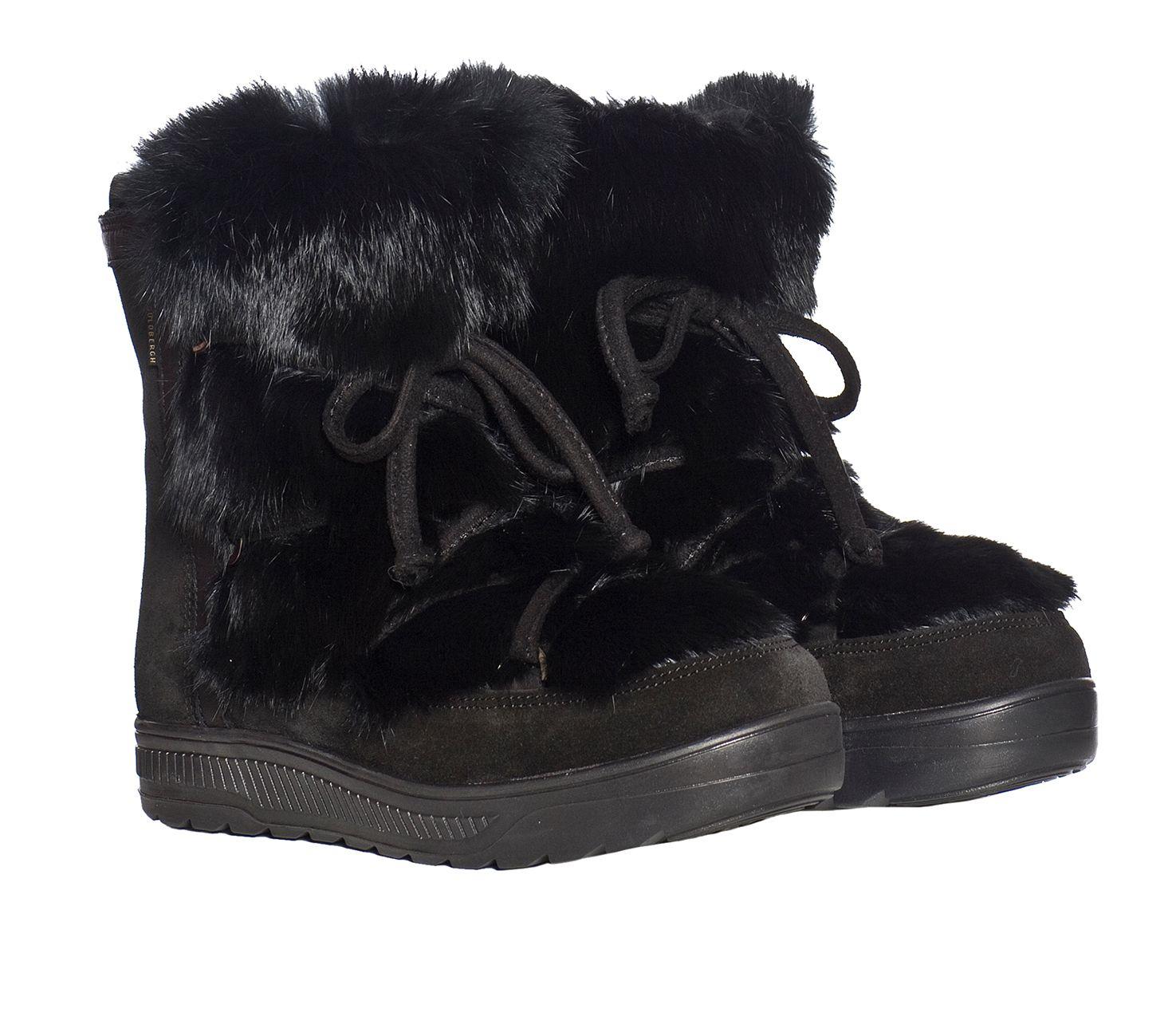Goldbergh Butsu Boots in Black