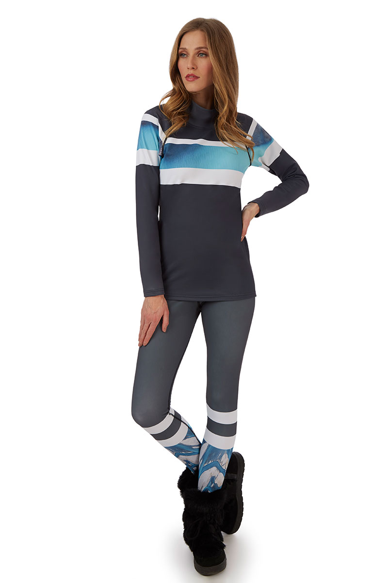 H.Holderness ski thermals and base layers for women