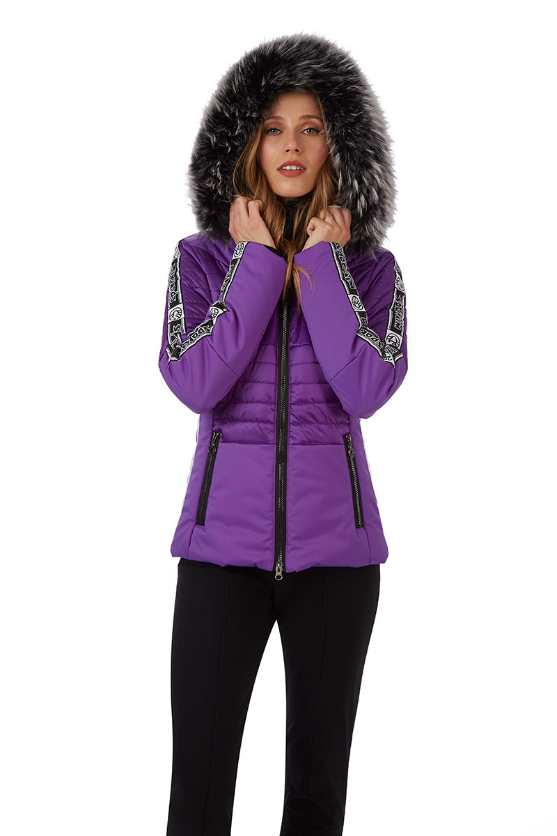 Sportalm's luxury ski jacket for Women