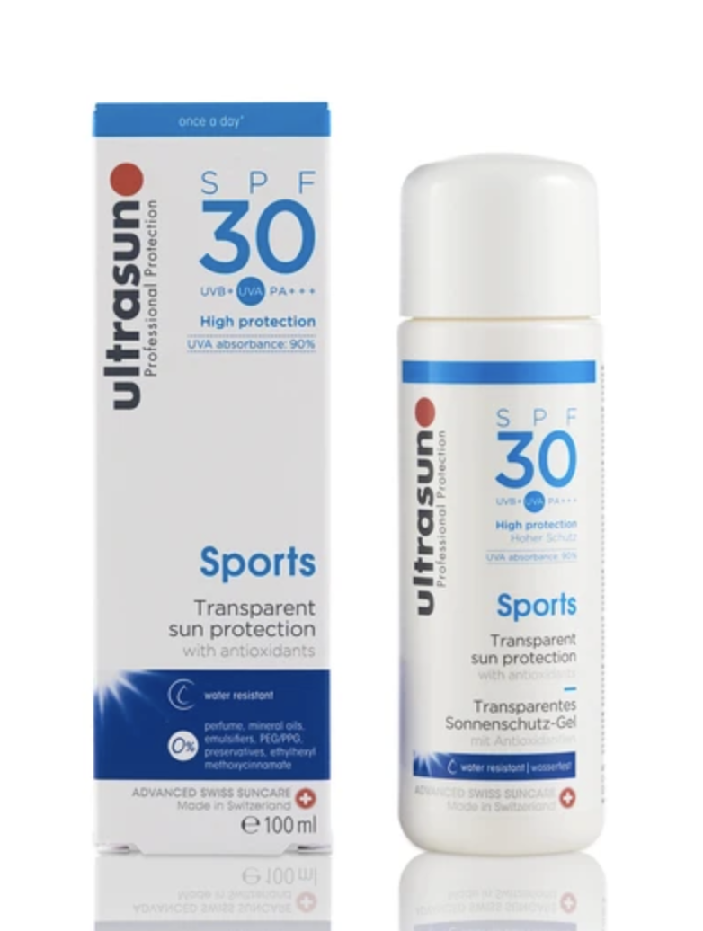 Ultrasun Sports Gel Sunscreen