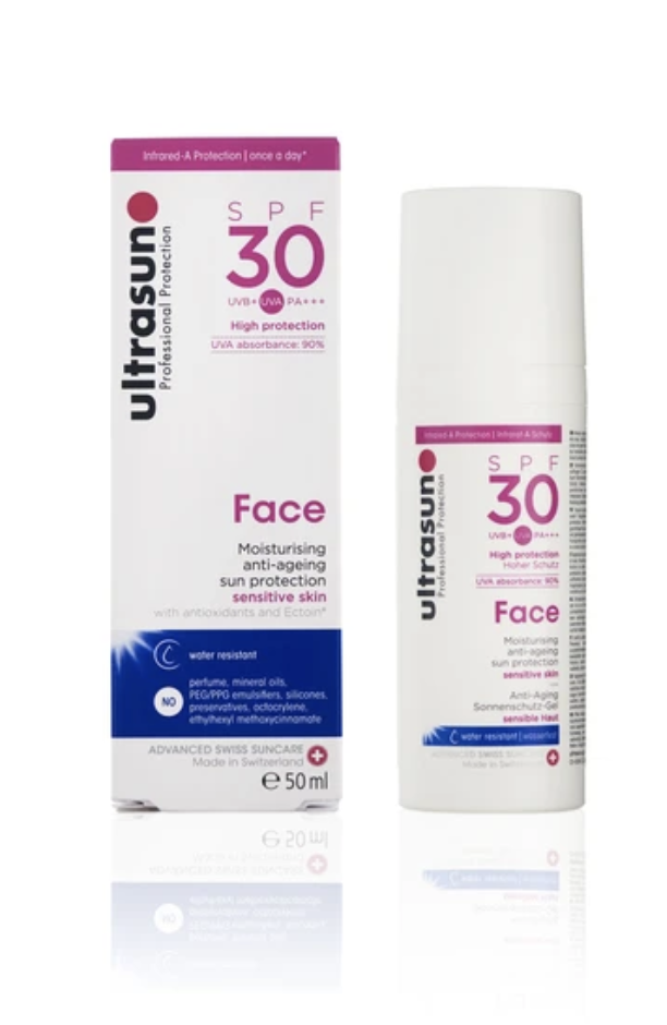 Ultrasun Face with spf30