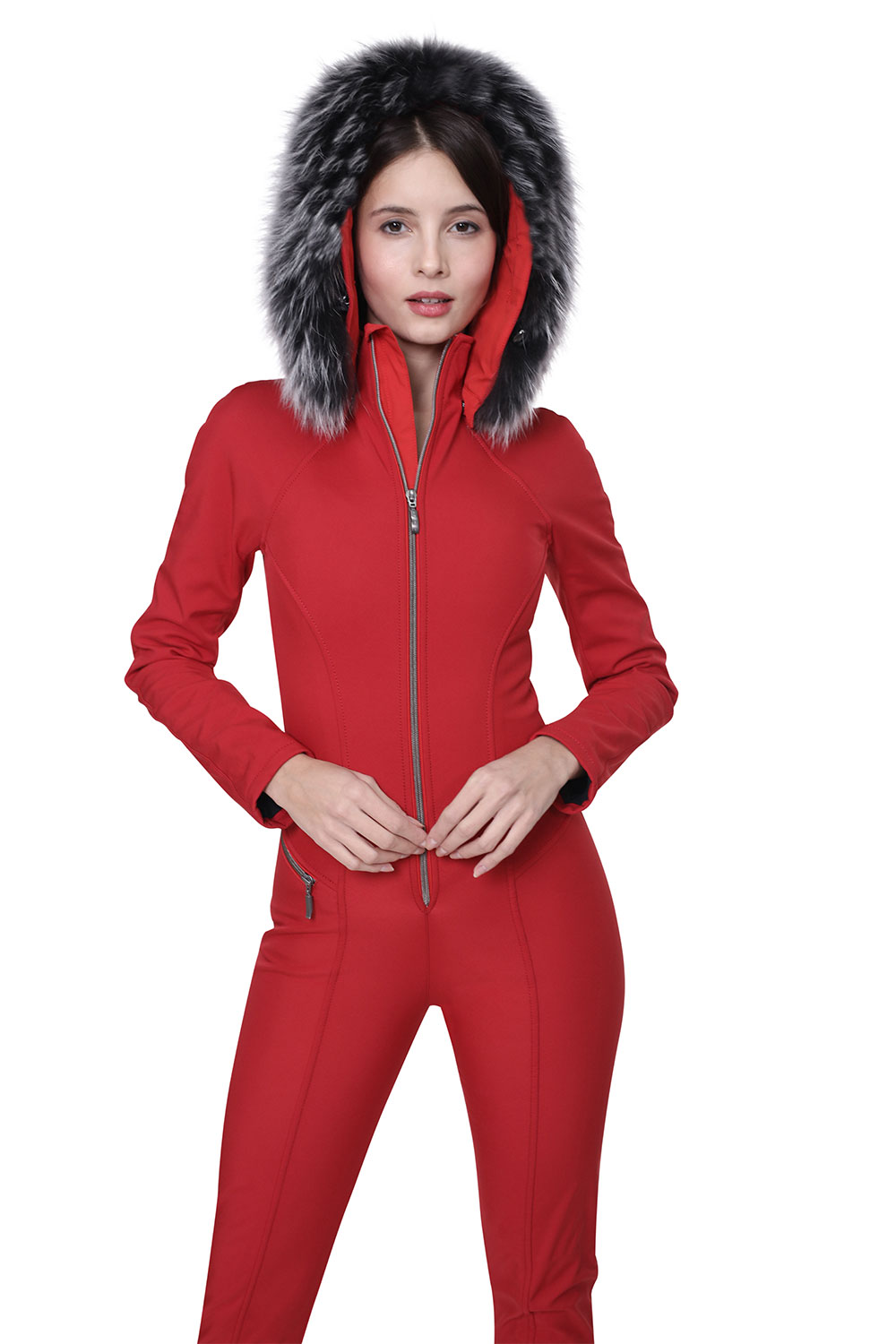One Piece Cat Suits for skiing