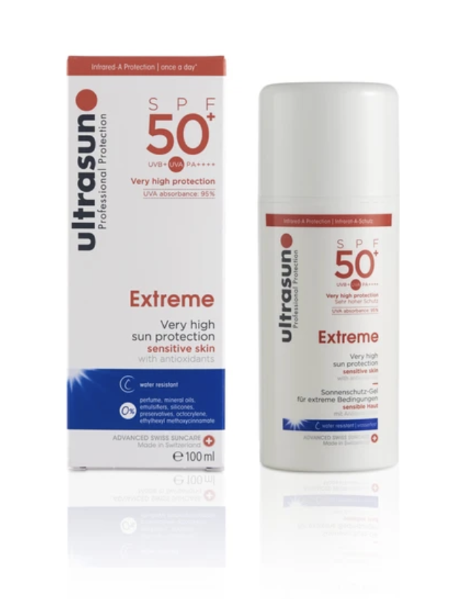 Ultrasun Extreme with SPF50