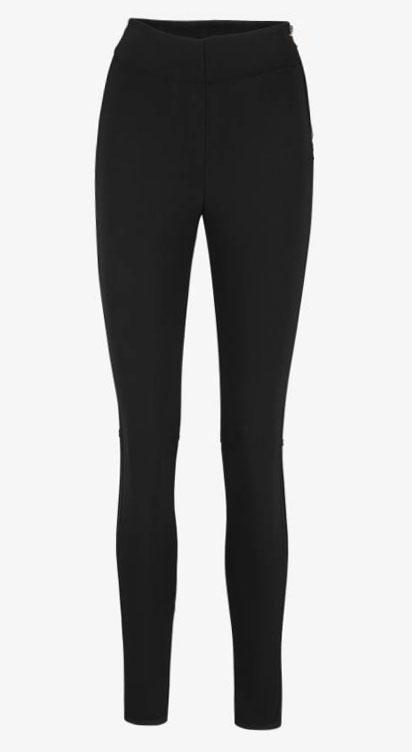 Bogner's Moya black designer ski pant