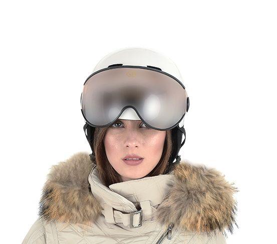 Goldbergh Angel ski helmet with visor