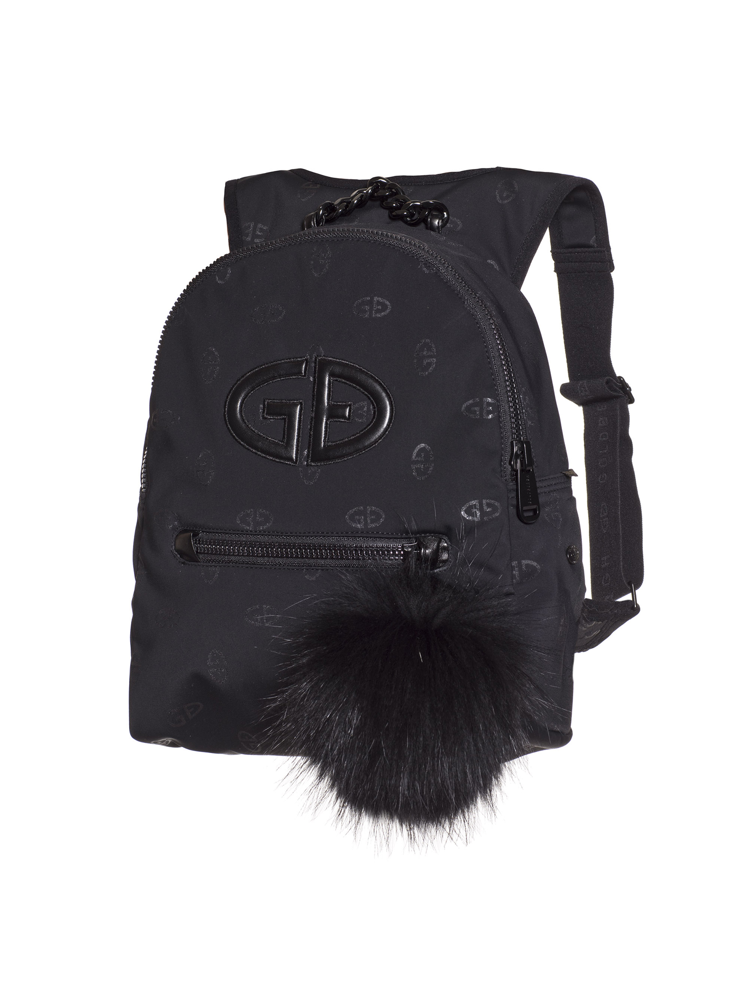 Black backpack by Goldbergh