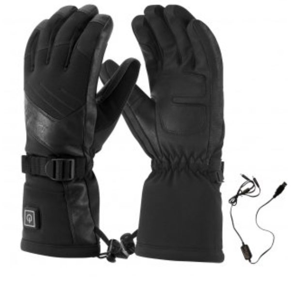 Steiner Radiator Heated Ski Glove
