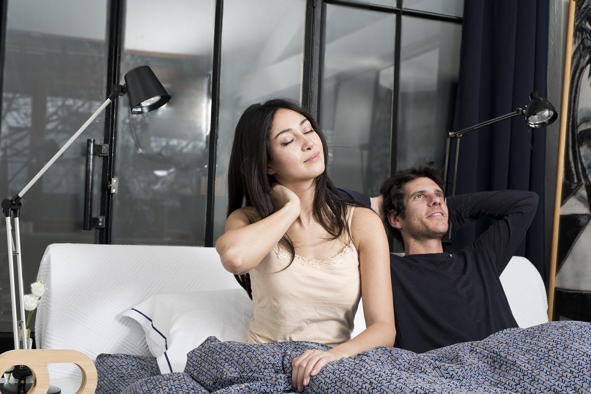 Maux de cou sommeil