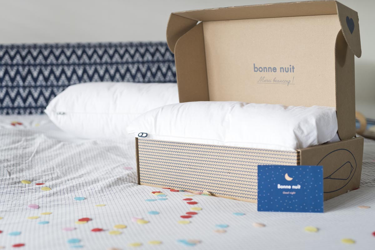 Composition d'un oreiller
