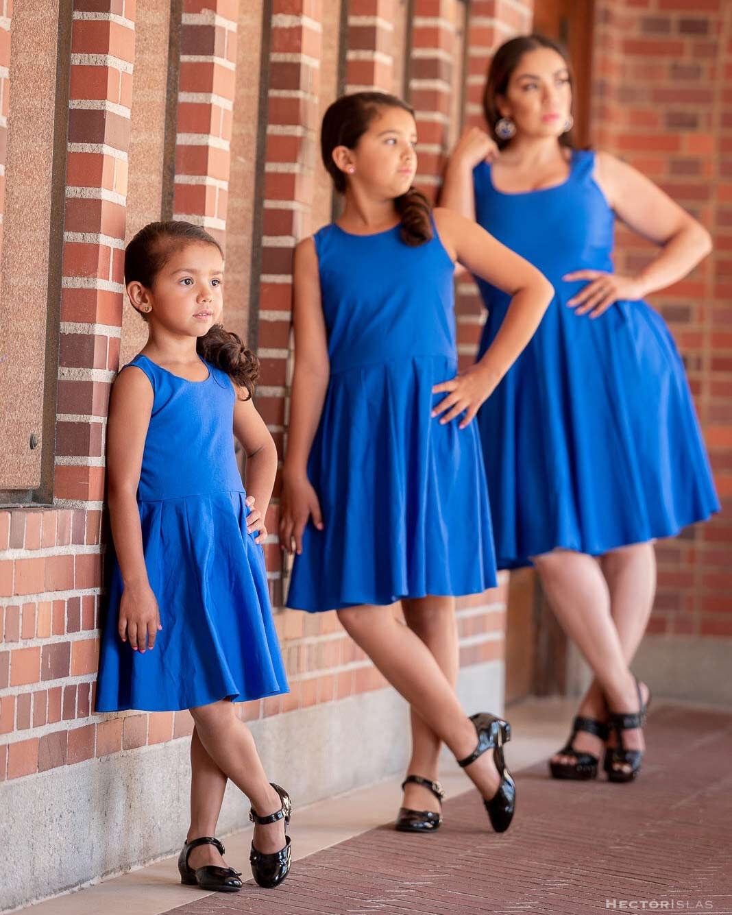 Matching-Mommy-and-Me-Skater-Dress