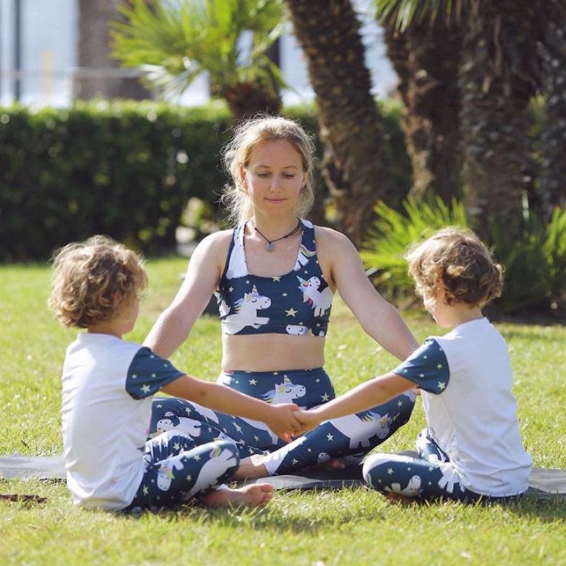 Meditating-as-a-Family