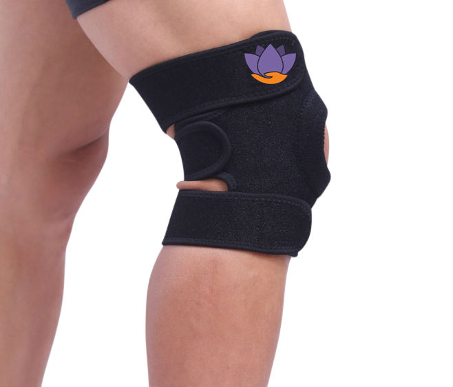 Essential Wellness Knee Support for Better Sleep