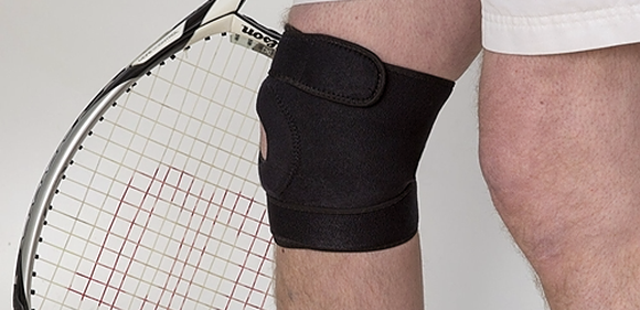 Using a support to relieve your knee pain, knee pain, knee support