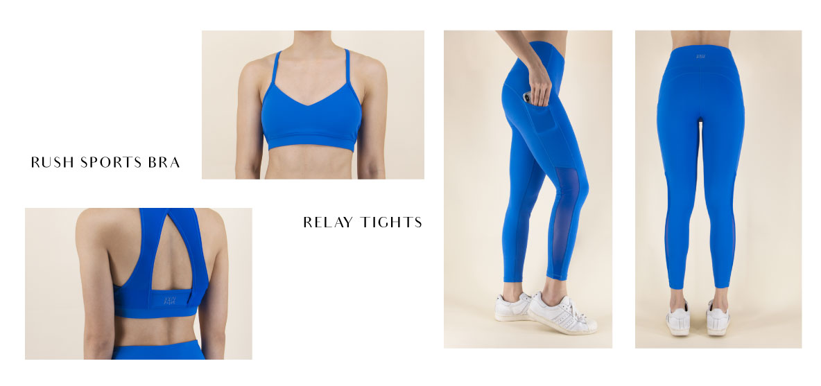 Relay Tights | XXIV Active