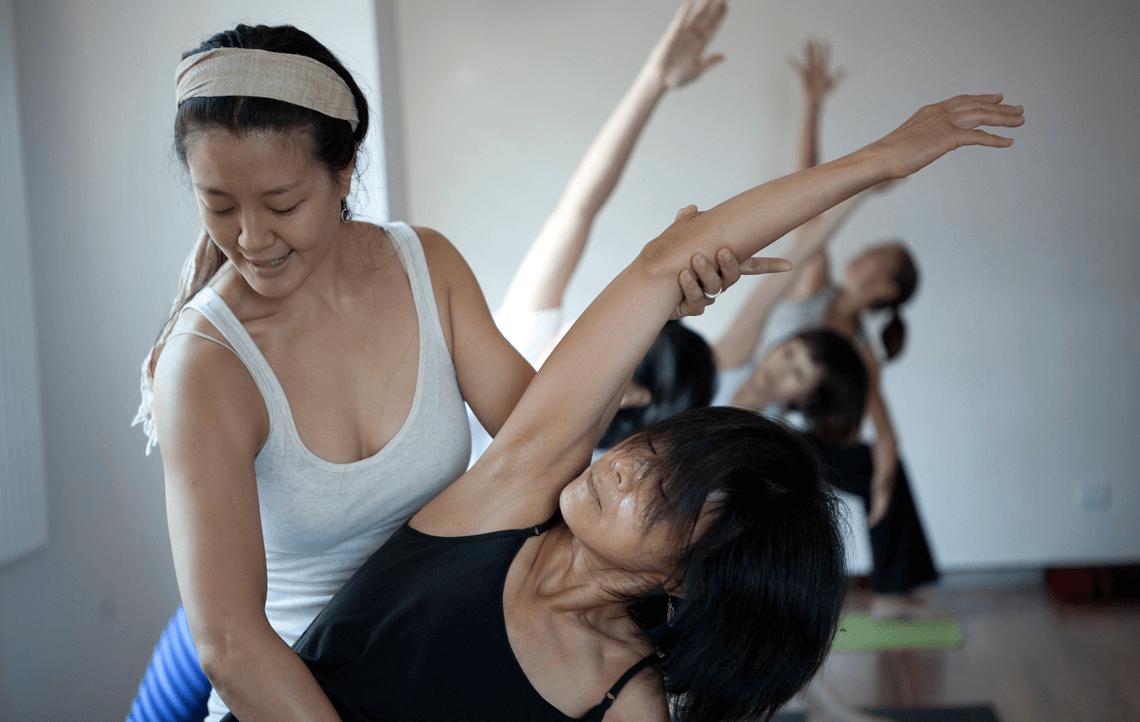 Zephyr Wildman, Yoga Teacher & YogaClicks Ambassador