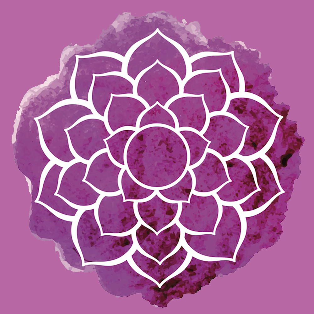 Crown Chakra (Purple Chakra) - Amethyst for spiritual growth