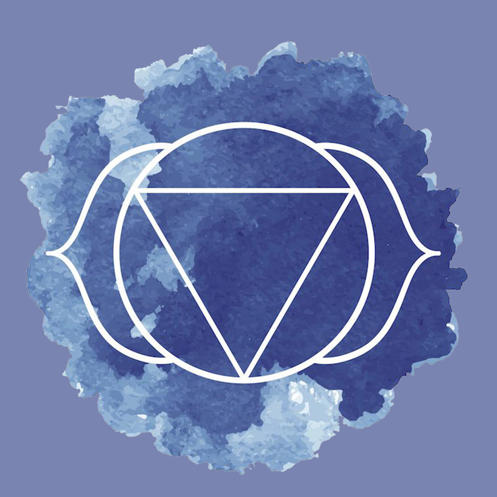 Throat Chakra (Blue Chakra) - Aquamarine for self-expression