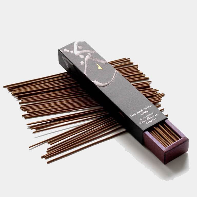 Ajanta Incense Sticks - Warming, Clearing, Sensual