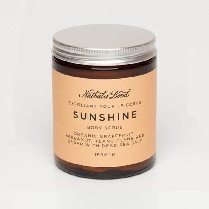 Body Scrub - Sunshine