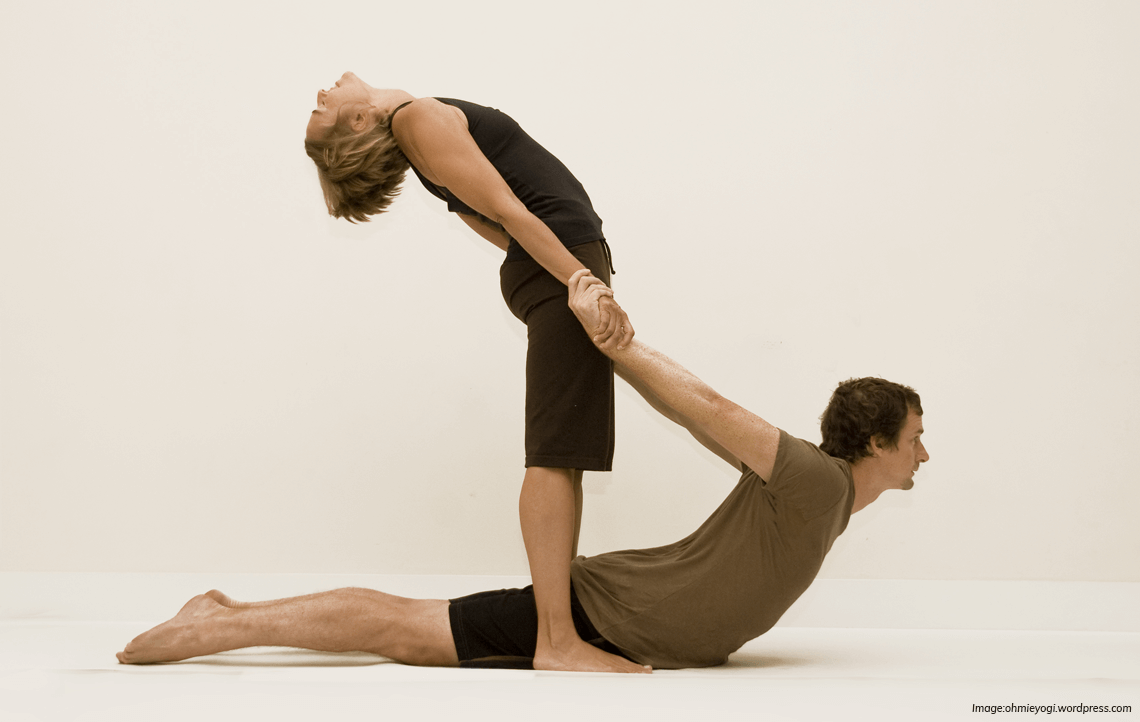 What Is Partner Yoga A Beginners Guide