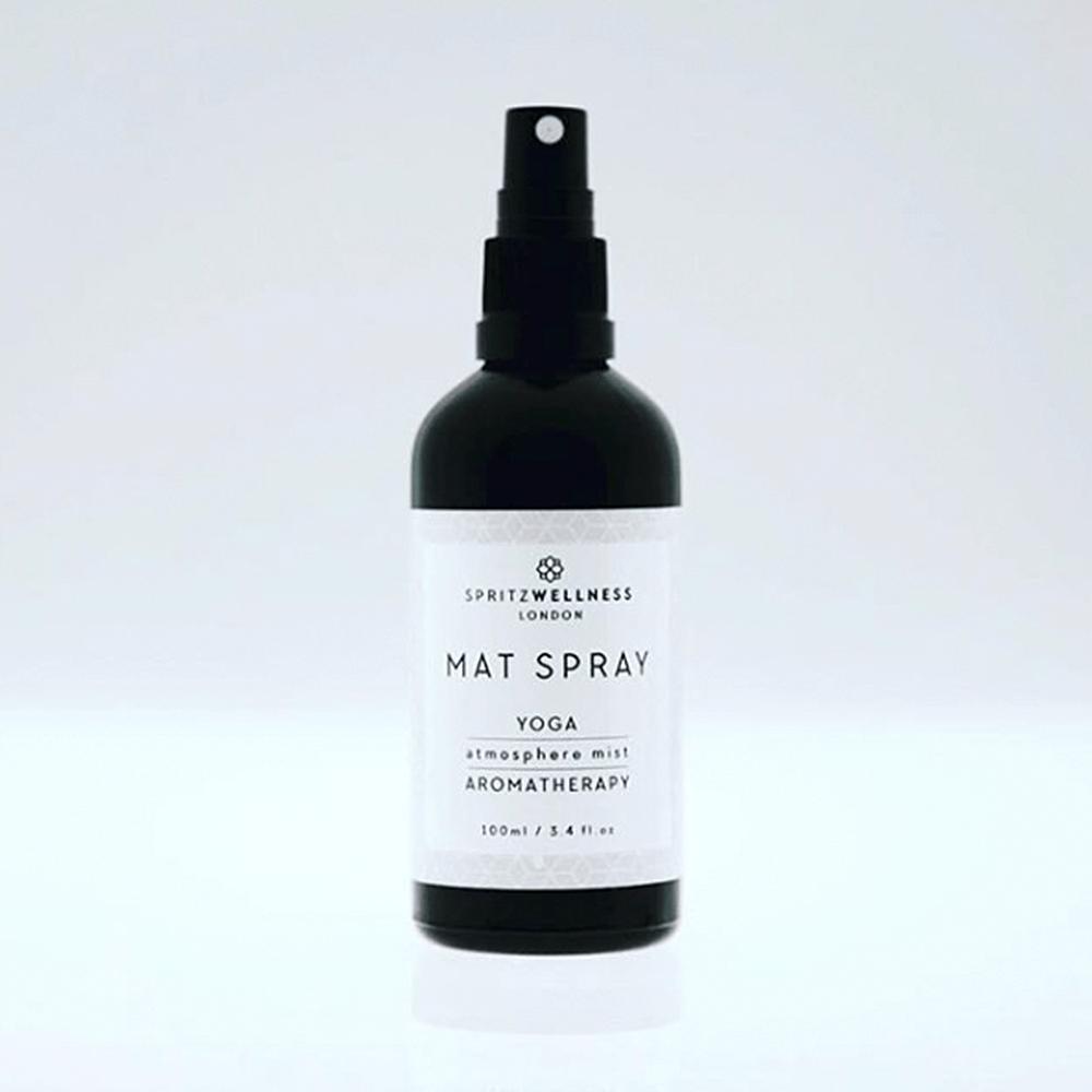 Organic Yoga Mat Spray