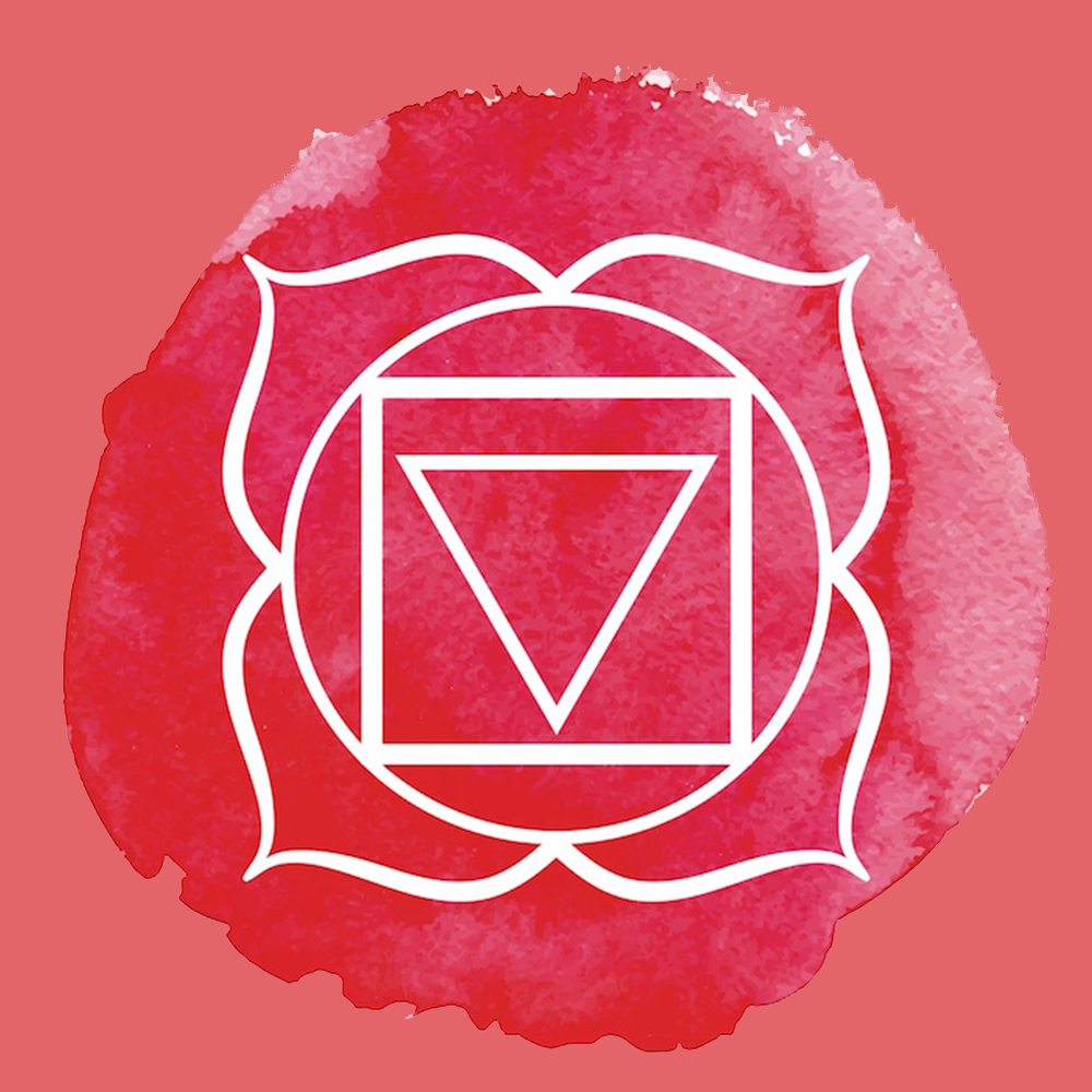 Root Chakra (Red Chakra) - Garnet for stability