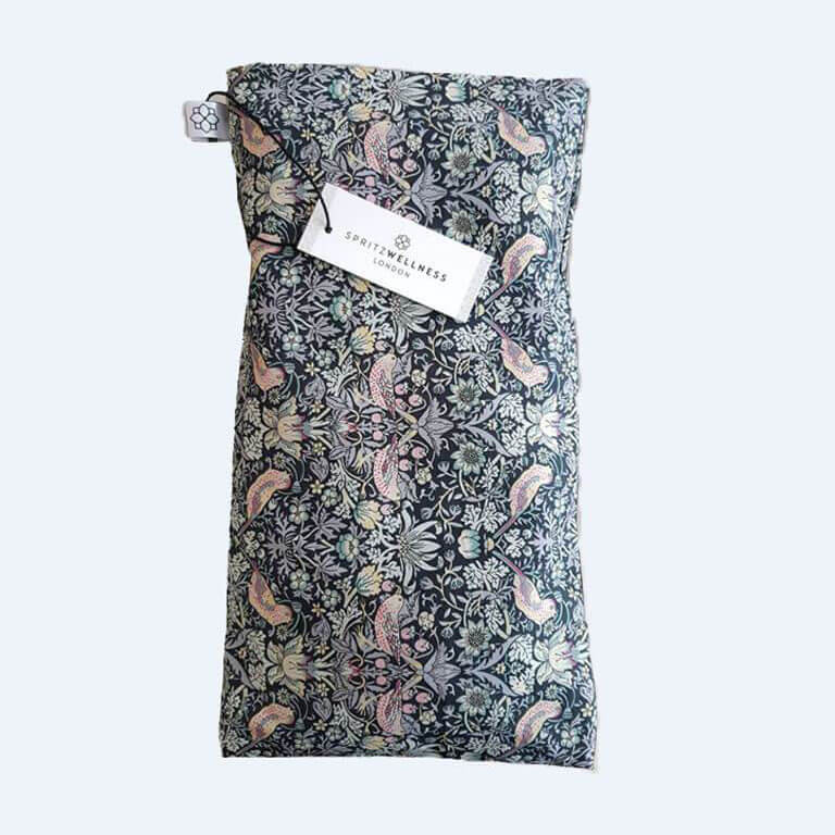 Scented Liberty Print Eye Pillow - Birds