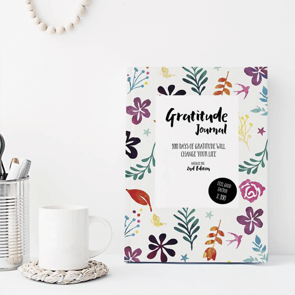 Gratitude Journal - 100 Days Of Gratitude
