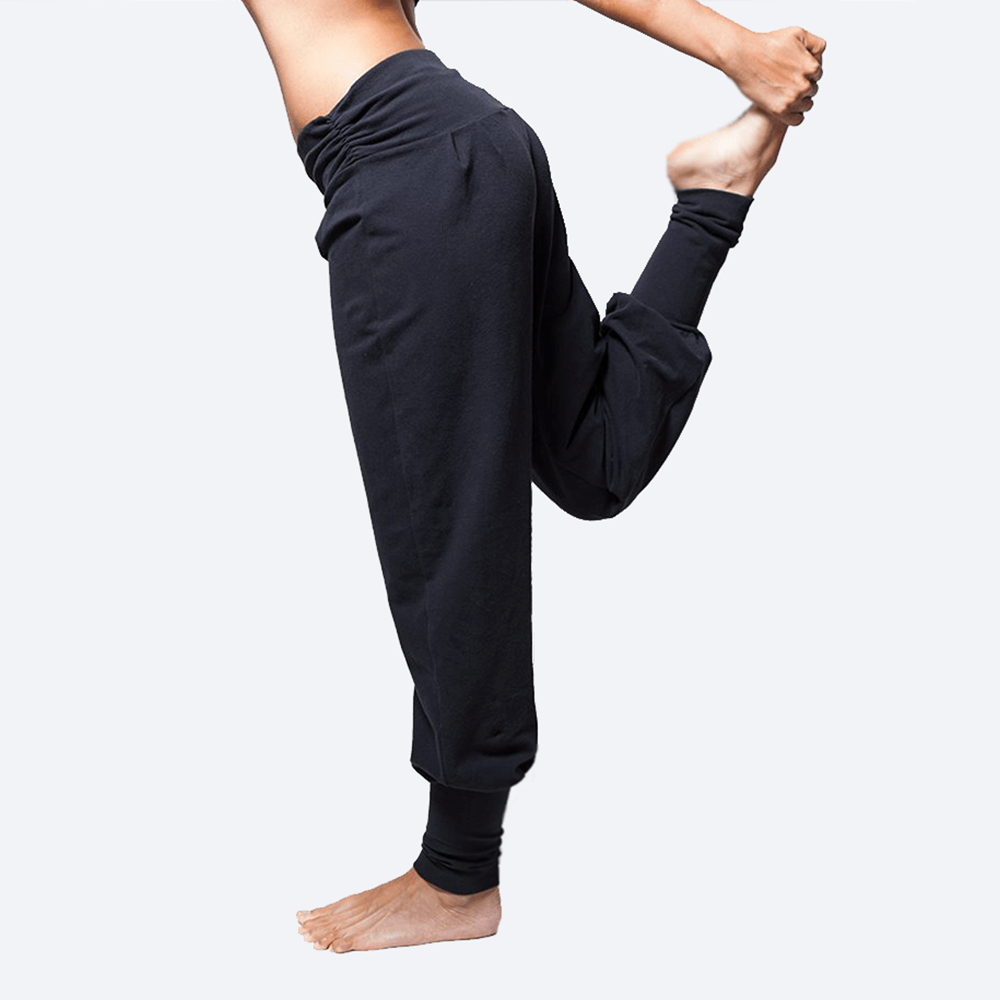 Dakini Organic Yoga Pants - Urban Black