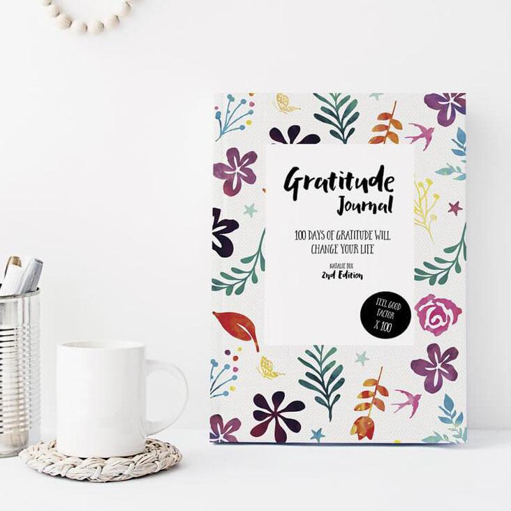 Gratitude Journal - 100 Days Of Gratitude