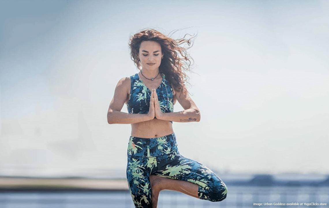 Urban goddess available at Yogaclicks
