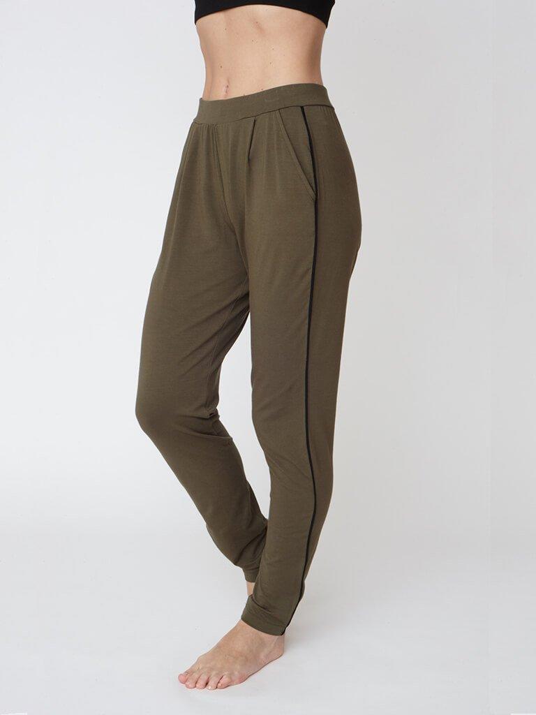 Divine Pants - Khaki