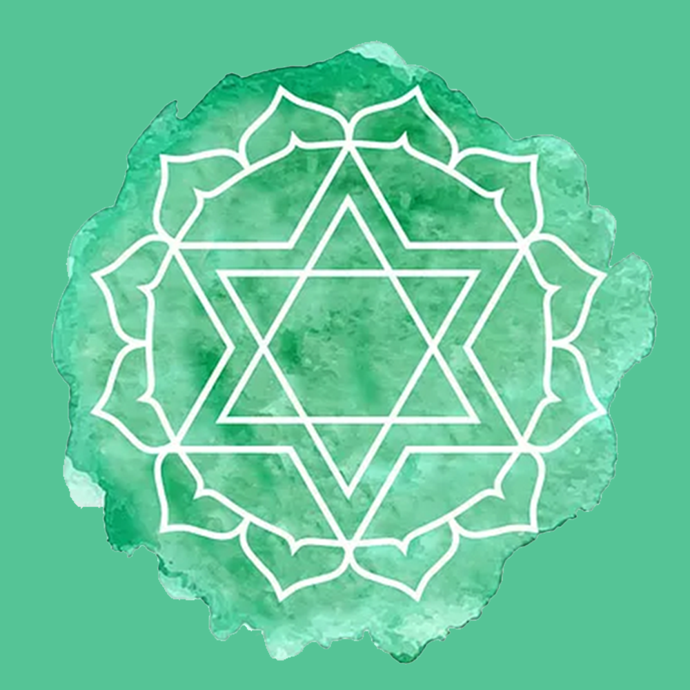 Heart Chakra (Green Chakra) - Green African Jade for Love and Compassion