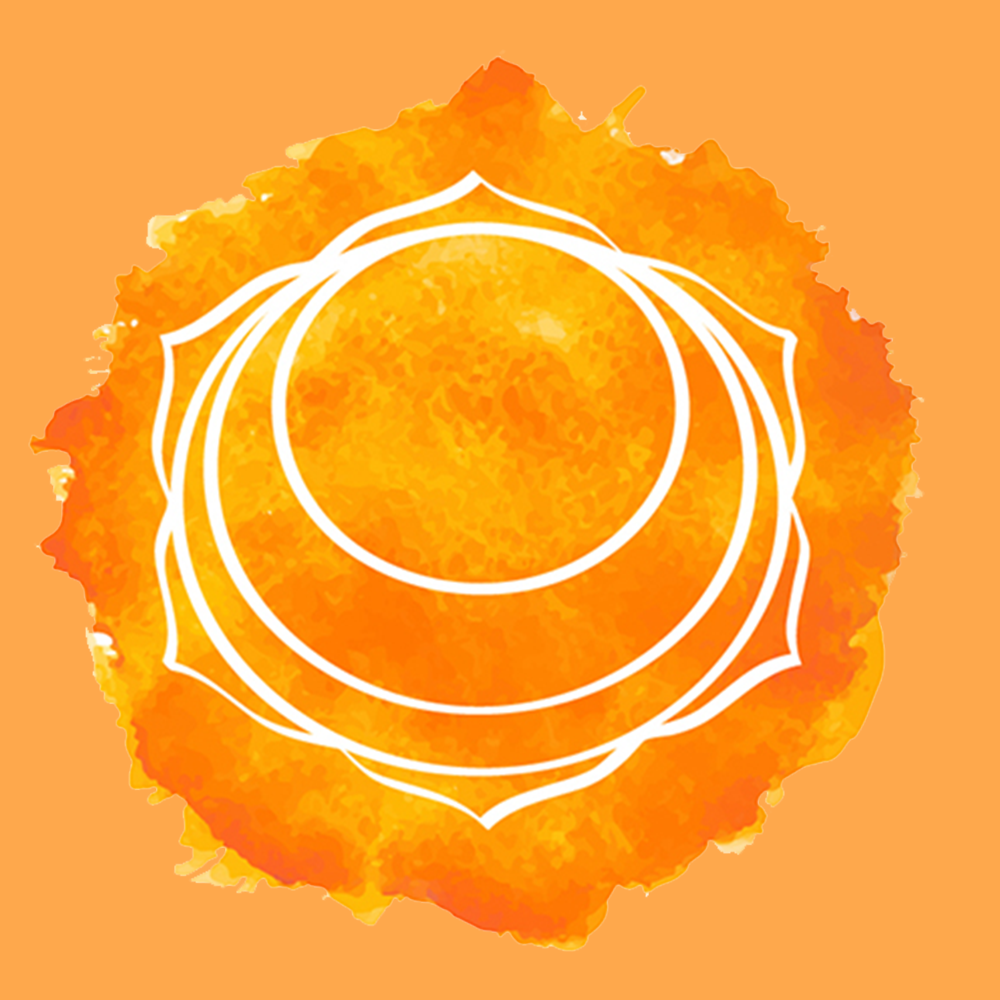 Sacral Chakra (Orange Chakra) - Carnelian for Passion and Sensuality