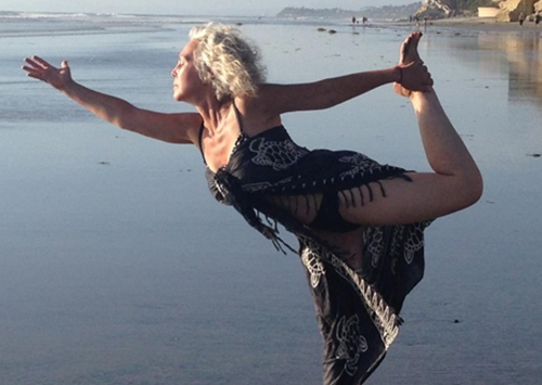 "Celeste's story - ""Yoga and the 12 Steps Transformed My Life"""